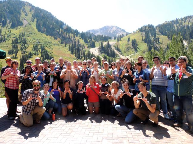 2016 retreat group