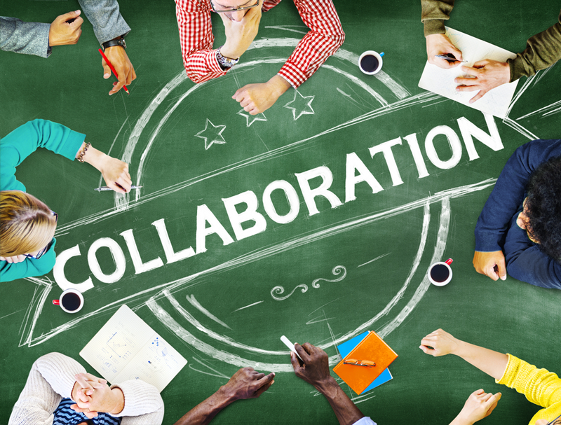 Collaboration image