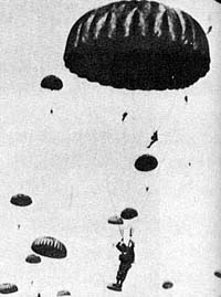 Army Paratroopers
