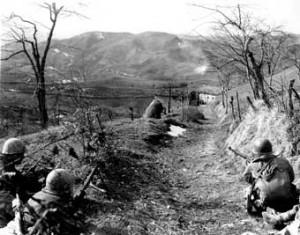 WWII assault