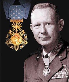 Colonel Bernard F. Fisher