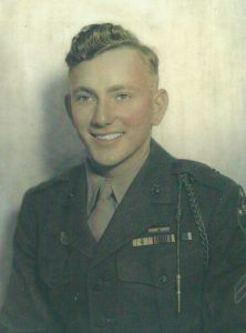 Kenneth J. Brown Uniform