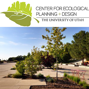 Center for Ecological Planning and Design logo and image